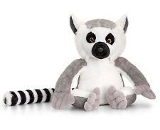 Keel Toys Wild - 30cm Sitting Lemur Monkey Cuddly Soft Toy Plush /Teddy SW0298
