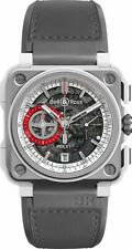 Bell & Ross Aviation Experimental Limited Edition Men's Watch BR-X1-WHITE-HAWK