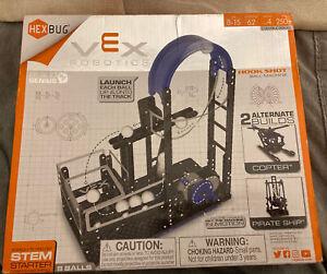 HexBug VEX Robotics Hook Shot Ball Machine Construction Kit Brand New