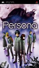 Persona PSP Atlas Sony PlayStation Portable From Japan