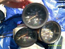 FIAT 124 SPIDER 140mph SPEEDOMETER