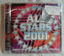 NIP All Stars 2001 Music CD Various Artists Zombie Nation Brattt Pack Baby Bumps