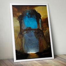 ZDZISLAW BEKSINSKI Beksiński Art Surreal Poster Print A4 Satin/Glossy Gift