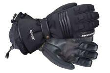 Chaquetas de color principal negro GORE-TEX de hombro para motoristas