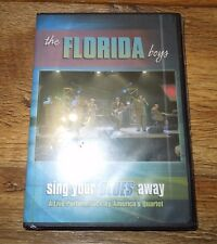 The Florida Boys - Sing Your Blues Away Live DVD *****BRAND NEW*****