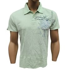 Oakley 431133 Short Sleeve Polo Size L Large MINT Green Mens Shirt T-shirt