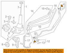 GM OEM Power Steering Pump-Pressure Line Hose Seal 26001594
