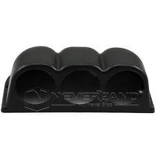 Triple Hole 60mm Universal Racing Car Centre Gauge Meter Pod Holder Black