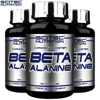 BETA ALANINE 150 Capsules Pre-Workout Booster Improves Performance & Resistance