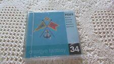 Pfaff Emb Machine Card Creative Fantasy #34 Nautical 7570,7560, 2140,2170 SEALED