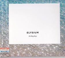 Pet Shop Boys Elysium Japan CD Obi 1 Bonus 2012 TOCP-71421
