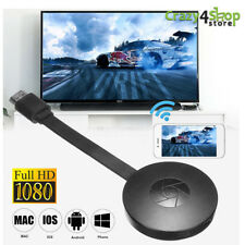 CHROMECAST VIDEO 2 HDMI STREAMING VIDEO MEDIA PLAYER