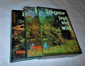 Buch, Jäger, Jagd und Wild