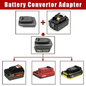 DIY Puissance Adaptateur Outil for Bl 18V Batterie Pour Black & Decker/Portier