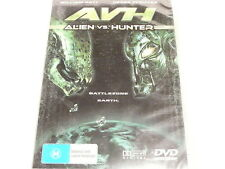 "ALIEN VS HUNTER,  REGION ALL   DVD  ""NEW""  AUZ SELLER"