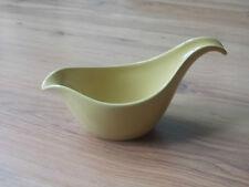 Vintage Tableware 1960s Midwinter China Gravy/Sauce Boat Yellow VGC