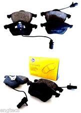 BREMSBELAG VORNE AUDI SEAT SKODA VW 1.8T 1.9TDI 2.0FSI 2.5TDI QUATTRO V5 V6 TFSI