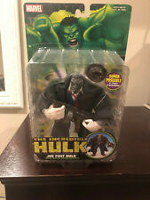The Incredible Hulk Joe Fix It Toy Biz 2004 New