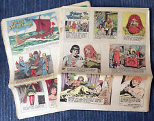 Prince Valiant 1973 47 Sunday comic strips - Hal Foster