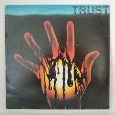 Trust – Trust Label: CBS – CBS 83732 Format: Vinyl, LP, Album - France 1979