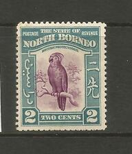 NORTH BORNEO  1939  2c  PICTORIAL  MLH   SG 304