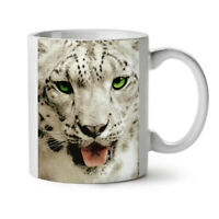 White Cat Wild Animal NEW White Tea Coffee Mug 11 oz | Wellcoda