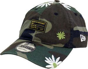 New Era 940 Military Flower Camo Baseball Cap