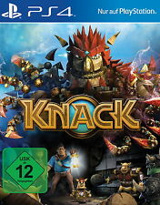 Knack (Sony PlayStation 4, 2013, DVD-Box)