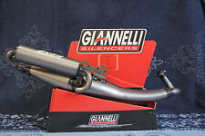 Piaggio NRG Auspuff Giannelli Arrow Extra V2 Sport Tuningauspuff muffler Neu