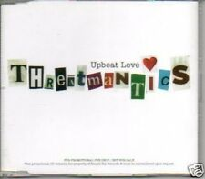 (142E) Threatmantics, Upbeat Love - DJ CD