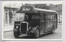 (au93) RP of Baileys of Ilkley Bristol L5G Bus, JHT 856, Plain Back
