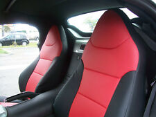 PONTIAC SOLSTICE 2008-2011 IGGEE S.LEATHER CUSTOM SEAT COVER 13 COLORS AVAILABLE