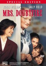 MRS. DOUBTFIRE Special Edition DVD R4 Robin Williams / Sally Field - New