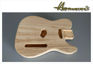 Telecaster 2 Piece Roasted Swamp Ash Body, unfinished, 2060g  #R2