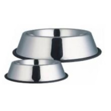 Fed 'n' Watered Stainless Steel Cocker Spaniel Bowl 25cm