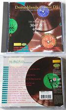 DEUTSCHLANDS AELTESTER DJ Günter Discher Die Musik der 30er & 40er Jahre .CD TOP