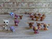 Littlest Pet Shop Monkey Bear Kangeroo etc - Choose from lots - LPS