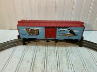 Lionel 1:48 O Scale #9700 I Love Montana Box Car Boxcar #6-19950U
