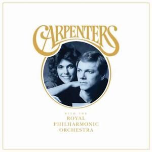 Carpenters With the Royal Philharmonic Orchestra CD NEW