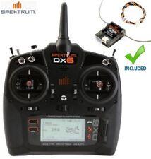 NEW Spektrum DX6 6-Channel DSMX® Transmitter System Mode 2