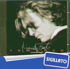 """RICCARDO FOGLI """" ROMANZO """" CD SIGILLATO FONIT CETRA 1996"""