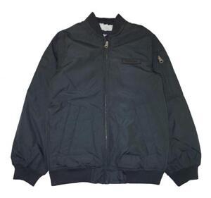 London Fog Boys Black Sherpa Bomber Jacket Size 2T 3T 4T 4 5/6 7 8 10/12 14/16