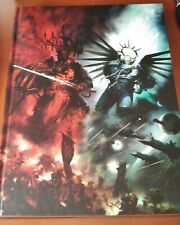 Warhammer 40k Indomitus REGOLAMENTO 9 edizione limited ITALIANO 380 pagine