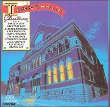 Tennessee Christmas CD 2001 Loretta Lynn jimmy Buffet oak ridge boys GUC country