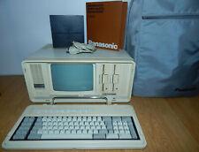 "PC Portable Computer Panasonic 8088 4,77MHz 512kB 2x 5,25"" 360kB Floppy Diskette"