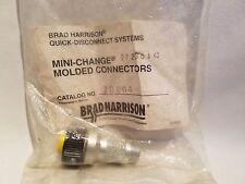 Brad Harrison 70004 Adaptador 2P Hembra Micro-Change Dual Chaveta 1.3cm-20 Macho