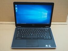 "Used 14"" Dell Latitude Laptop E7440 / i5-4300U 1.90GHz 8GB RAM 256GB SSD"