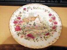 More details for royal albert four seasons summer decorative plate 21cm f.f.errill 1989 freepost