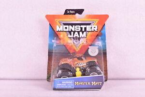 Monster Jam Official Monster Mutt Diecast Monster Truck
