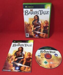 The Bard's Tale - Original XBOX - PAL - Tested